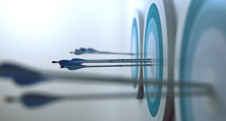 Archery target - Bullseye